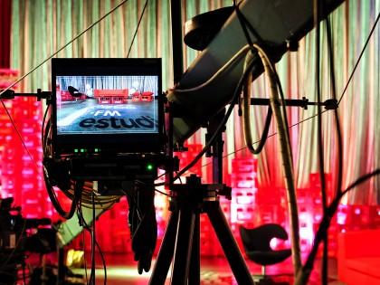Coca-cola.FM Estudio, One Direction shoot