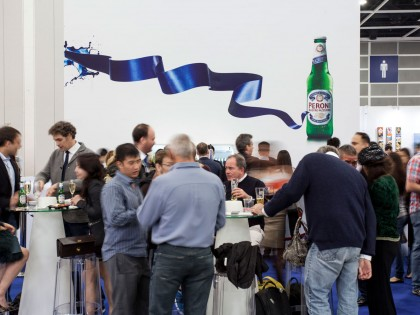 Peroni Bar – Affordable Art Fair HK 2014
