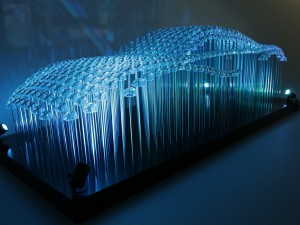 Car Lens Sculpture  – Koide (Hong Kong) Company