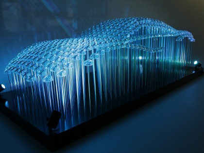 Car Lens Sculpture  – Koide (Hong Kong) Company