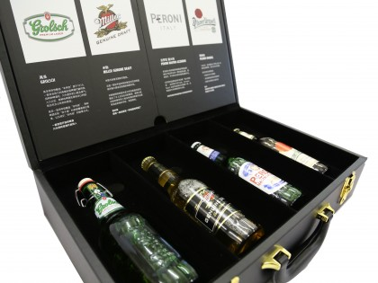 Global Brands – SabMiller, Product Presenter Boxes