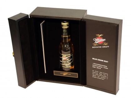 Miller Beer, SabMiller Product presenter cases