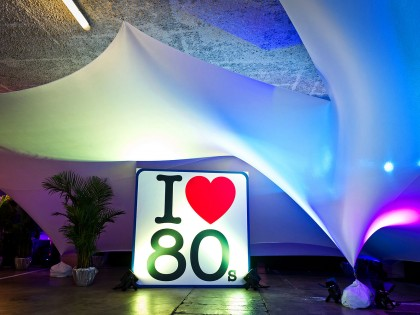 CIS 30th Anniversary – 80s Themed Party