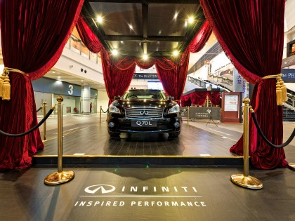 Infiniti – Phantom Of The Opera