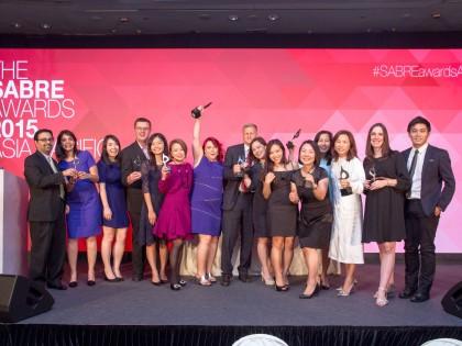 Holmes report – Innovation Summit & Sabre Awards 2015, Island Shangri-La