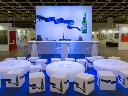 Peroni Bar Design at AAF HK 2013 – 2015