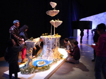 Paper Tales – Feeding the World, ArtisTree