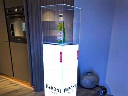 Peroni POS, Free Standing Display Pedestal