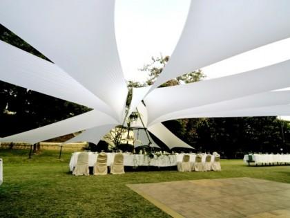 Lawn Wedding Reception, Beas River Country Club